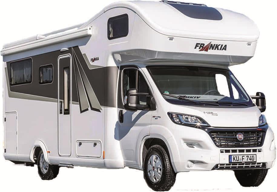 frankia a 680 plus f line caravan wiedemann wohnmobil h ndler. Black Bedroom Furniture Sets. Home Design Ideas