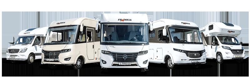 Frankia Reisemobile